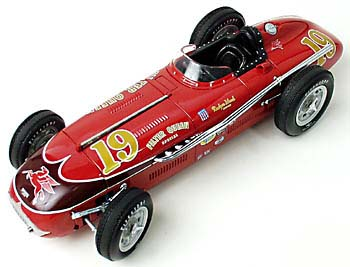 Beautifully Crafted In 118 Scale By Carousel 1 This Is The Kurtis Kraft Filter Queen Special As Driven At Indy 500 1956 Roger Ward