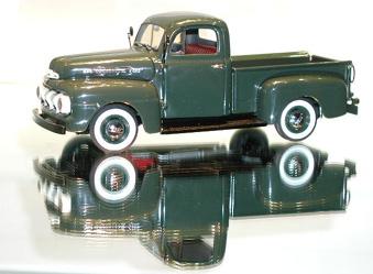 halv tons pickup