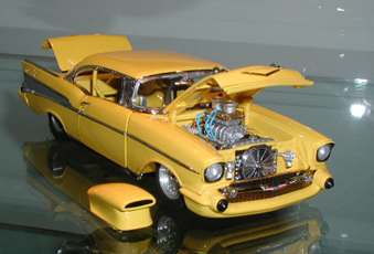 1957 Used Chevrolet Belair Pro Street For Sale At Webe