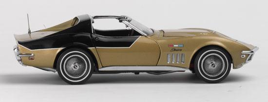 PhillyMint - Franklin Mint 1969 Corvette Apollo 12 Coupe ...