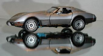 Phillymint Franklin Mint 1978 Corvette Sport Coupe