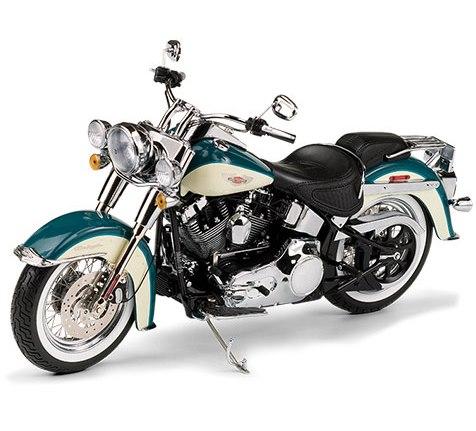 The Franklin Mint Diecast Models GMC Thru Harley Davidson