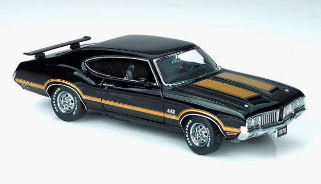 1970 Olds 442 Gold