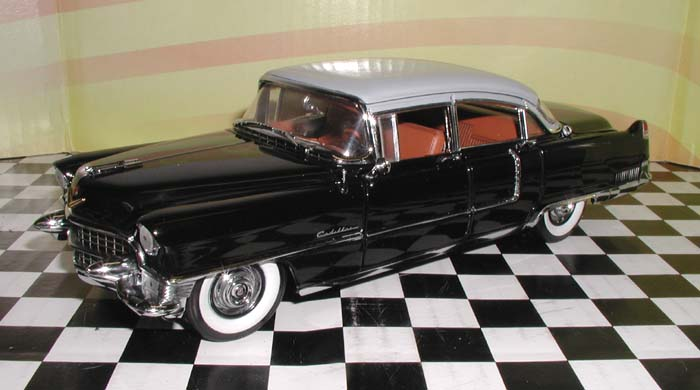Franklin Mint 1955 Cad...