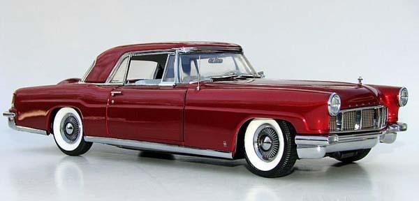 1956 lincoln mark ii engine