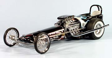 Phillymint Gmp Racing 1957 Don Garlits Swamp Rat 1 1 18
