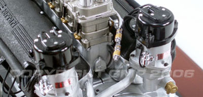 How To Check Transmission Oil >> PhillyMint- GMP Racing Engine Ferrari 250 GTO Engine Ltd ...