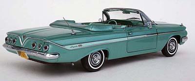PhillyMint Diecast - West Coast 1961 Chevrolet Impala SS ...
