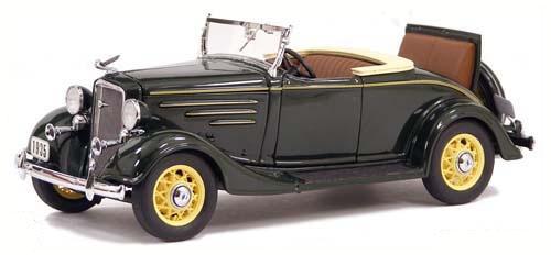 PhillyMint Diecast - Danbury Mint 1935 Chevrolet Standard Sports