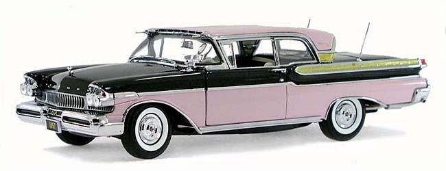 PhillyMint Diecast  Danbury Mint 1957 Mercury Turnpike Cruiser
