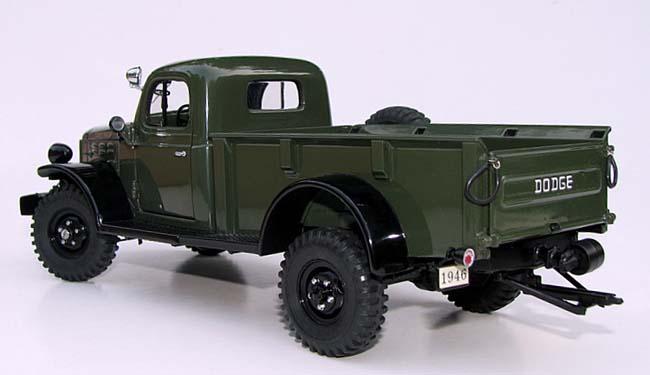 Phillymint Diecast Danbury Mint 1946 Dodge Power Wagon 1