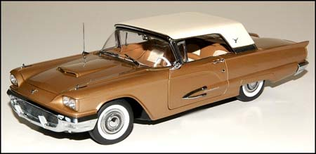 Phillymint Danbury Mint 1959 Ford Thunderbird Coupe