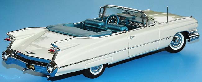 Phillymint Diecast Danbury Mint 1959 Cadillac Series 62