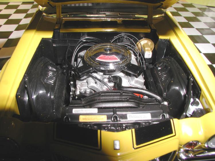 Phillymint Franklin Mint 1970 Chevrolet Camaro Z 28