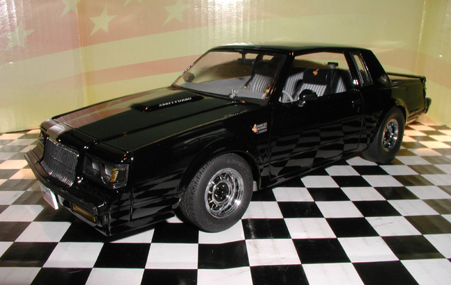 New Buick Grand National >> PhillyMint - GMP 1986 Buick Grand National Street/Strip ...