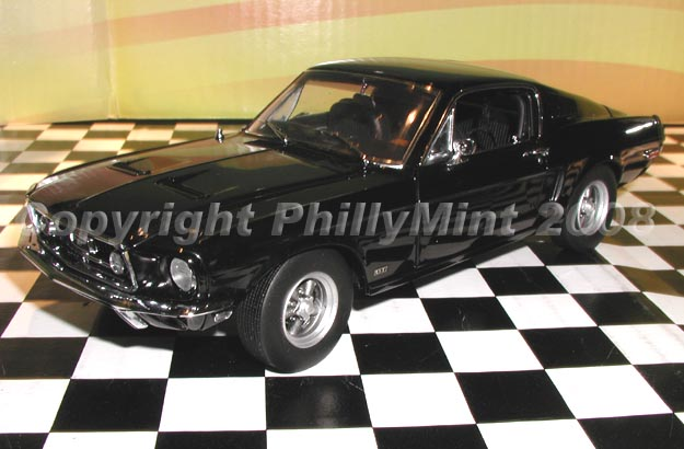 Phillymint Diecast Gmp Muscle Car 1968 Ford Mustang Gt