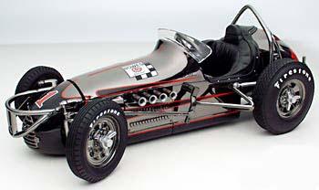 Gmp Vintage Sprint Car Bowes Seal Fast A J Foyt 1 18