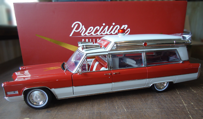 Cadillac Price >> Greenlight Precision Collection 1966 Cadillac High Top ...