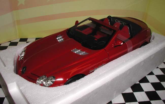 Phillymint Minichamps 2007 Mercedes Benz Slr Mclaren