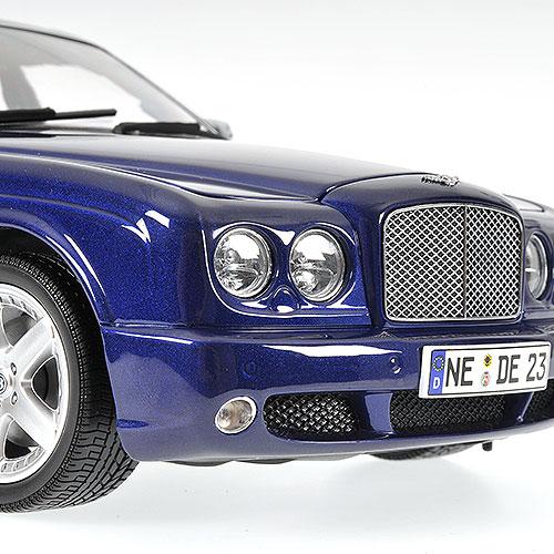 PhillyMint- Minichamps 2004 Bentley Arnage T Metallic Blue